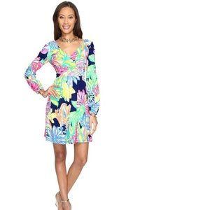 NWT Lilly Pulitzer Fleur Dress